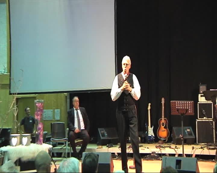 Evangeliske sanger på Sunnmøre - Sang og musikkveld - del 2