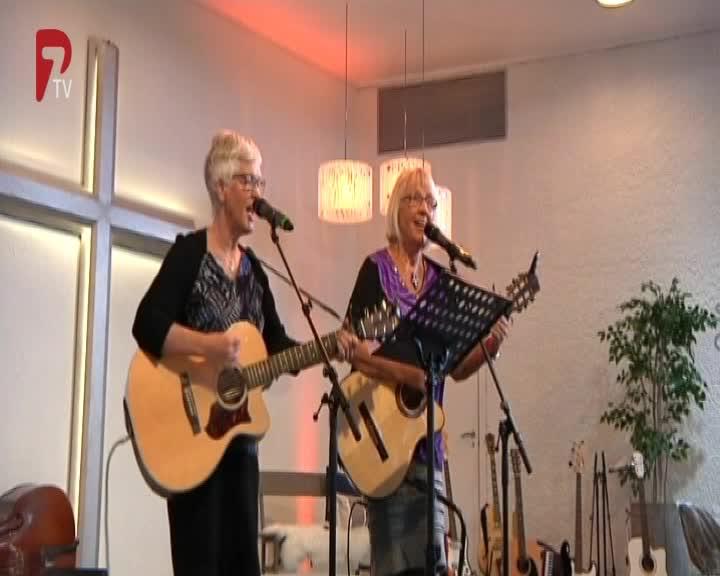 Evangeliske sanger på Sunnmøre, Konserten del 1